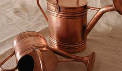 Base Metal-Watering cans